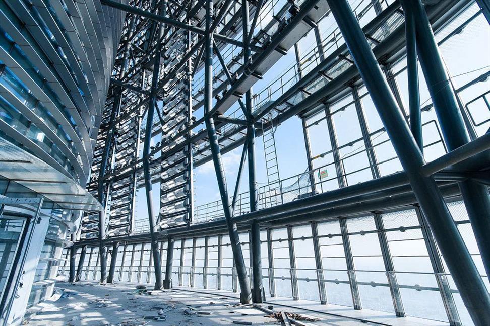 宁波钢结构连廊