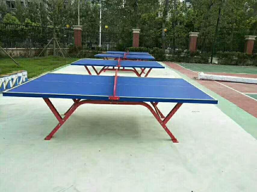 蚌埠专用乒乓球台生产厂家
