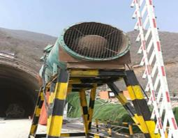 湖北隧道风机