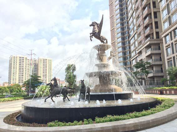 阳江铜雕公司