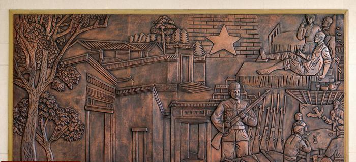 泉州浮雕壁画厂