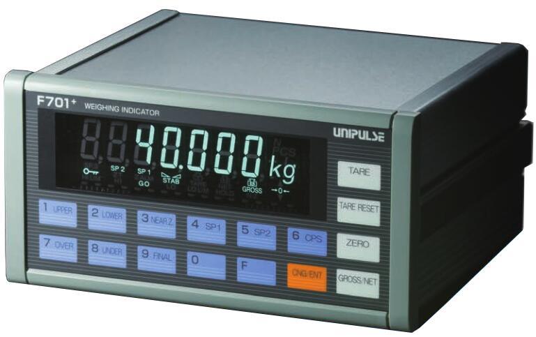 深圳Unipulse F701称重控制器加工厂