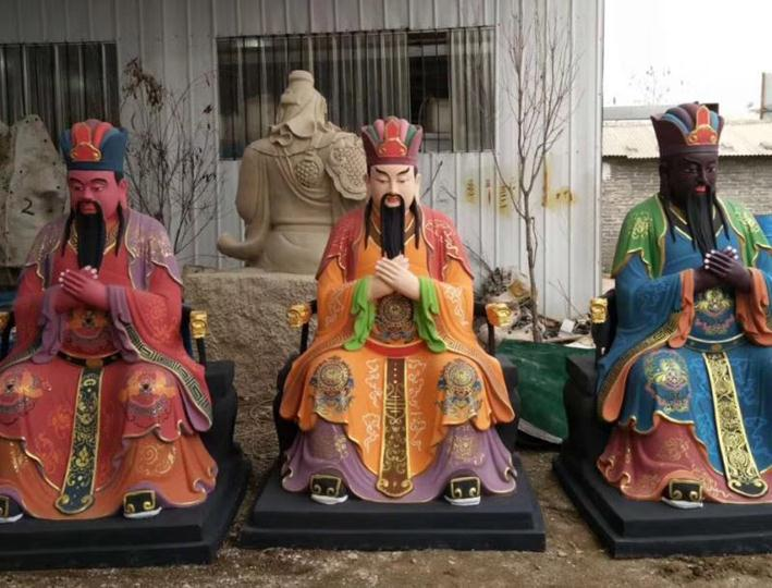 寺庙神像加工