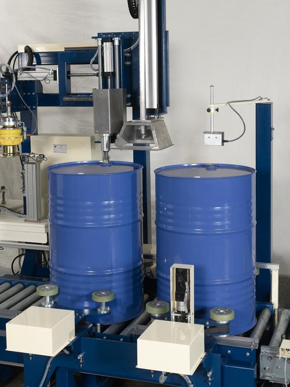 自动200升大桶灌装机型号
