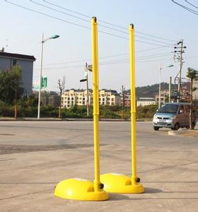 德阳移动式羽毛球柱
