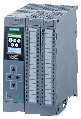 西门子的s7-300系列数字式和模拟式的输入输出端直接集成在控制器上