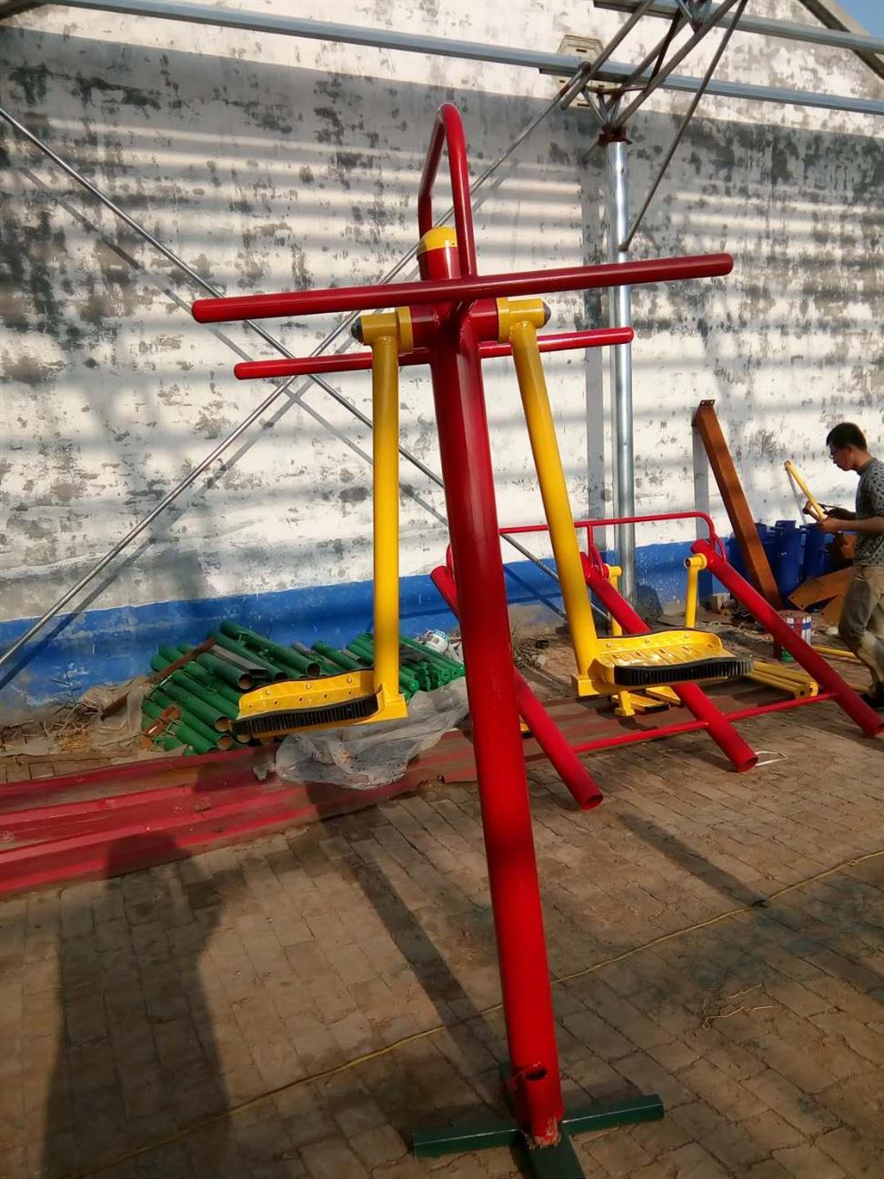 泰州健身器材健身路径
