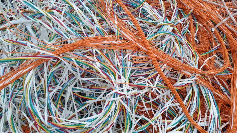 松原电缆回收,松原铜芯电缆回收价格