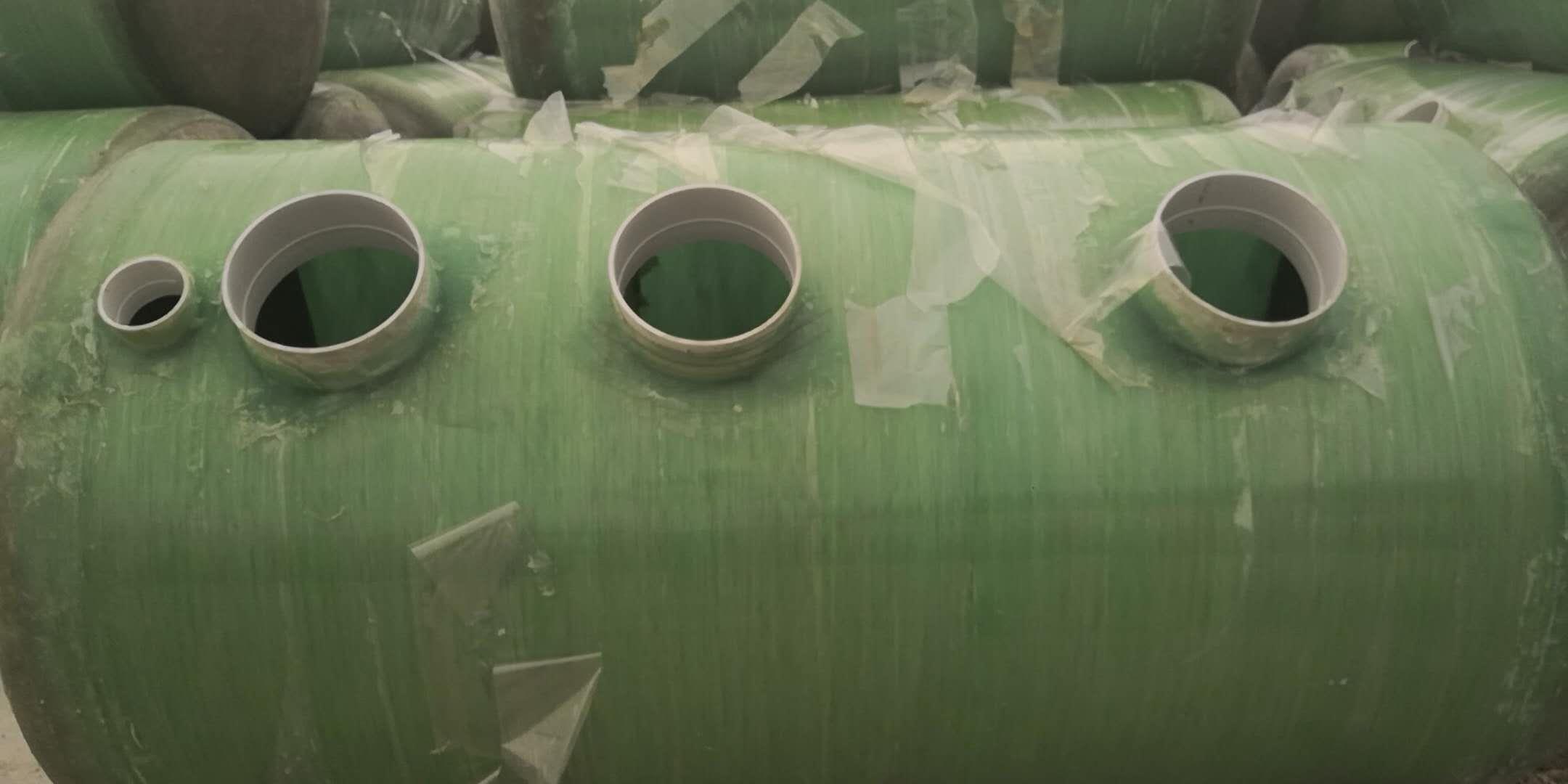 北安玻璃钢化粪池厂家