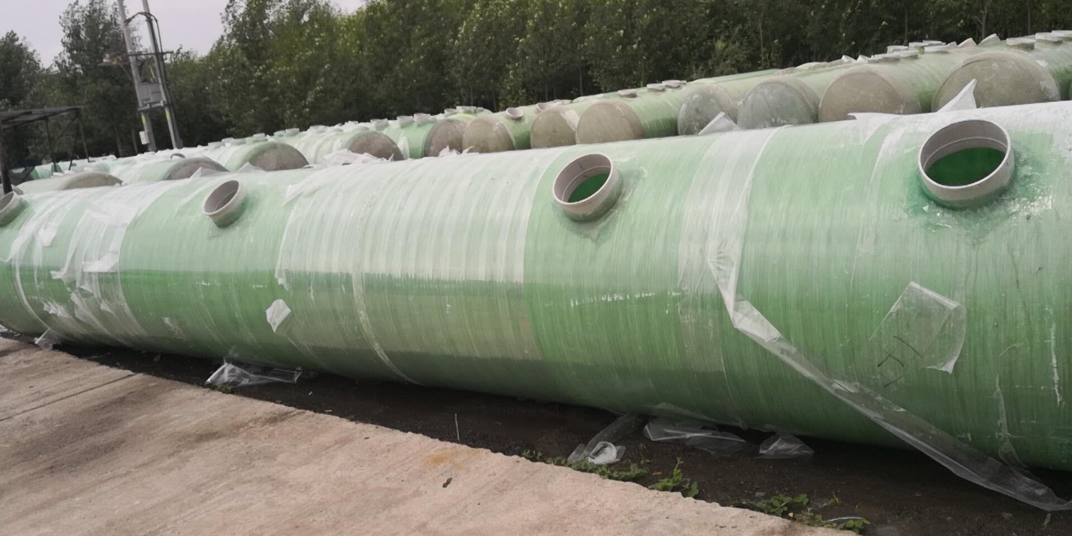 蛟河玻璃钢化粪池生产厂家