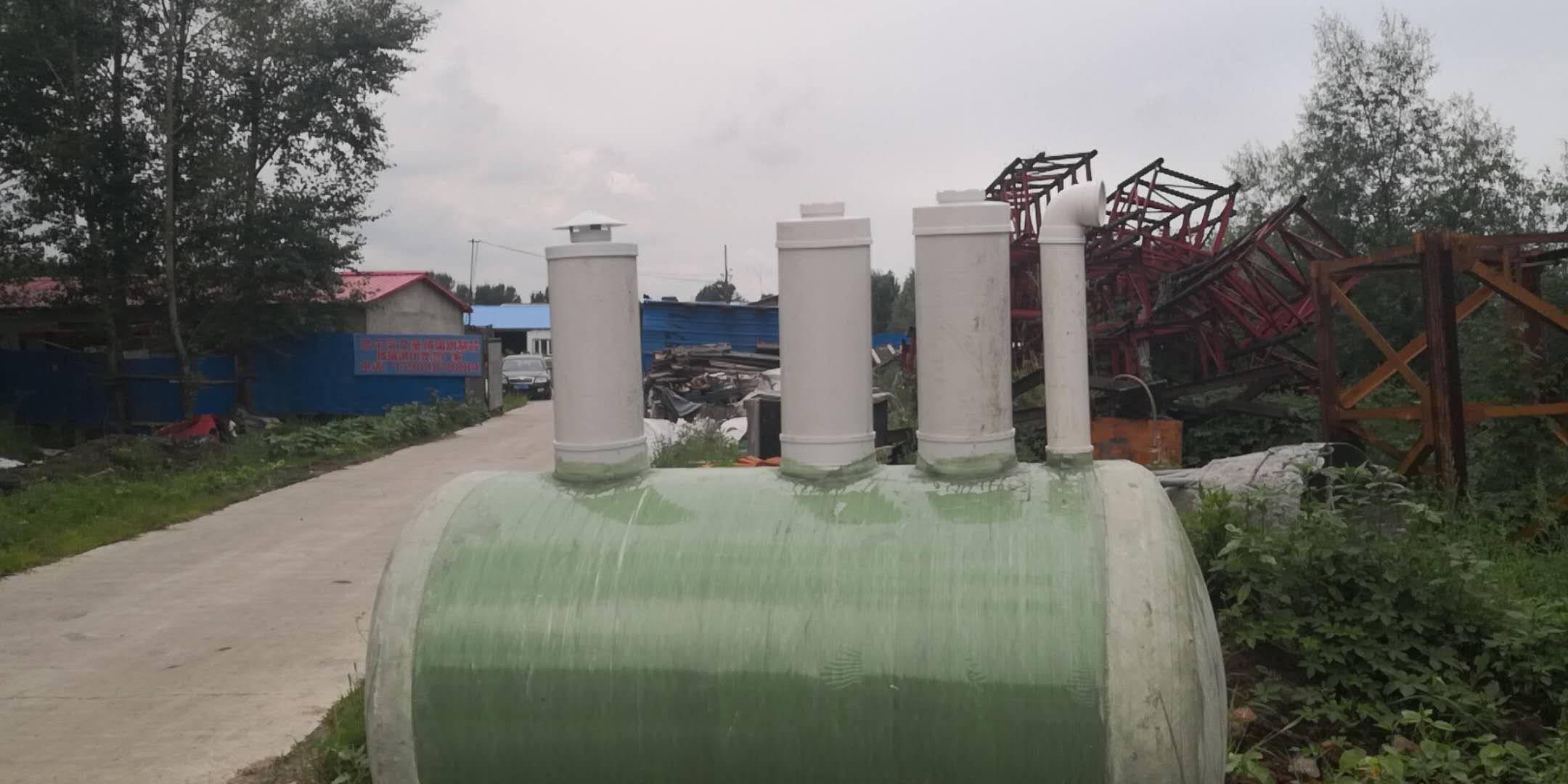 榆树玻璃钢化粪池厂家