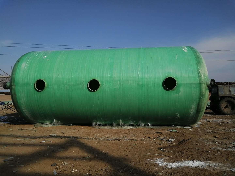 北安玻璃钢化粪池生产厂家