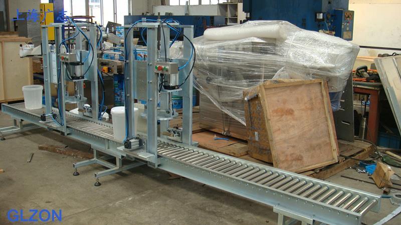 环保180kg自动灌装机制造厂