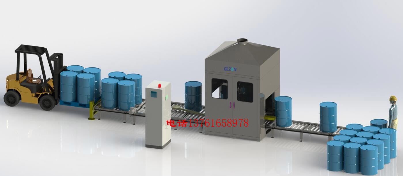 方桶自动灌装机制造厂