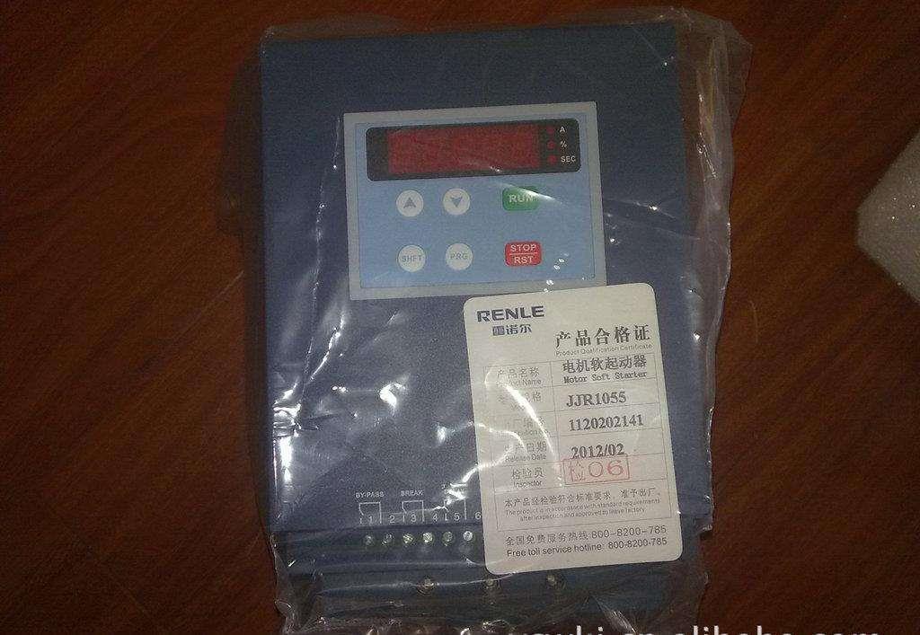 長沙雷諾爾軟啟動器總代理 JJR1055 JJR2055 JJR5055 55