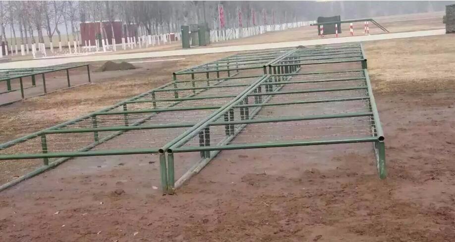 吉林标准400米障碍加工