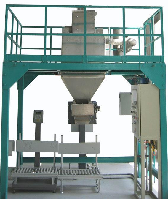 氧化铝自动包装机生产