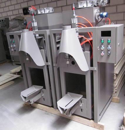 塑料粒子自动包装机