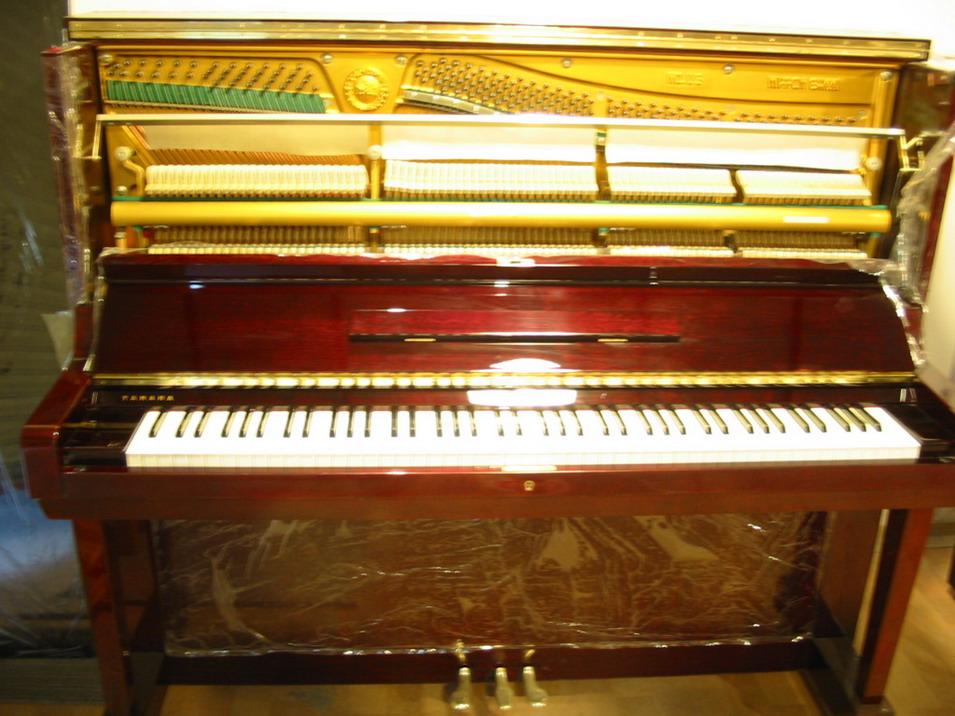 北京一台二手钢琴报关细节