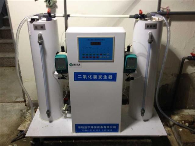 林芝小型医院污水处理设备