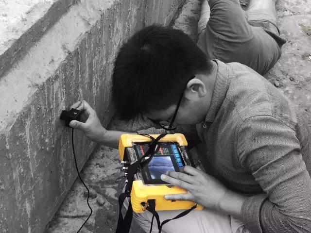 鄂州混凝裂缝综合测试仪