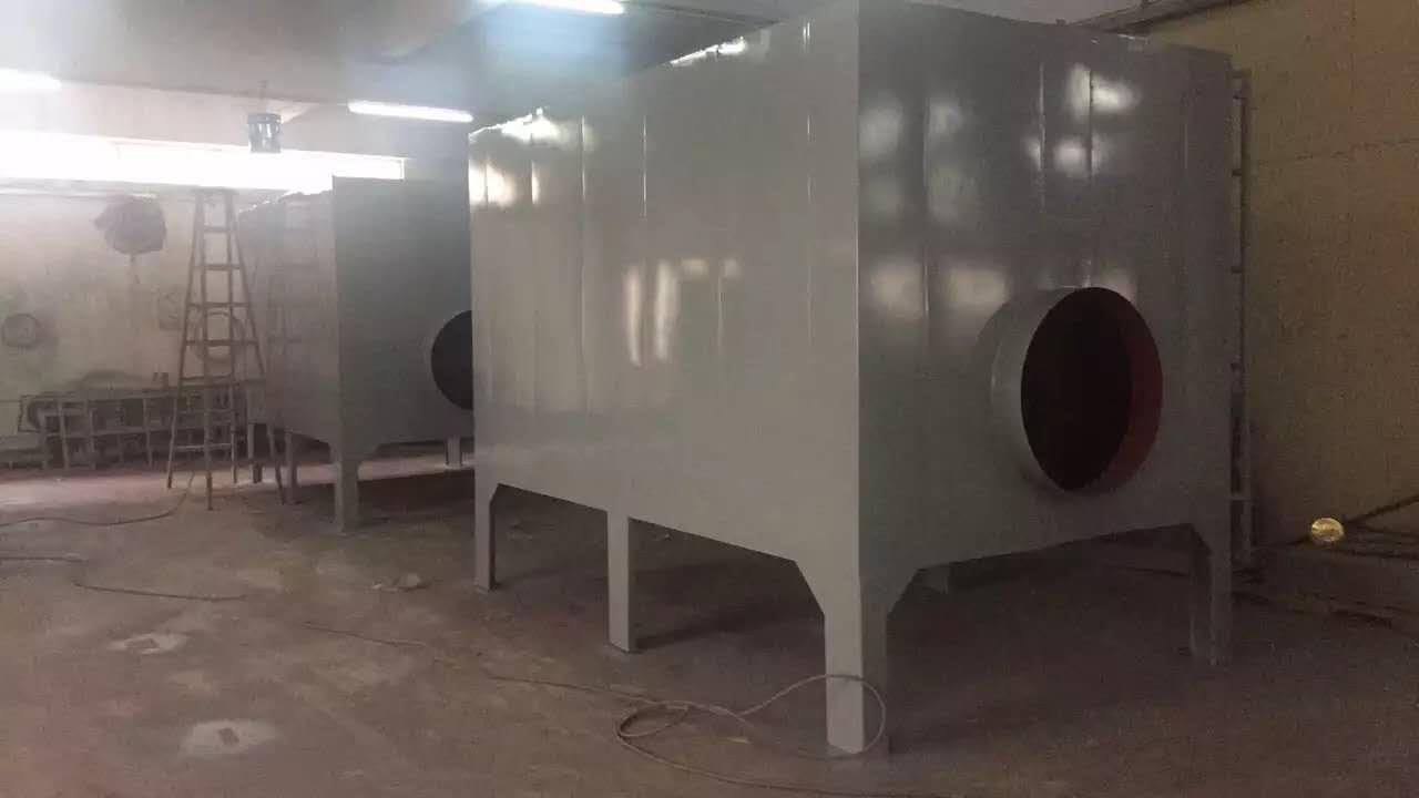汕尾活性炭吸附塔更换厂家