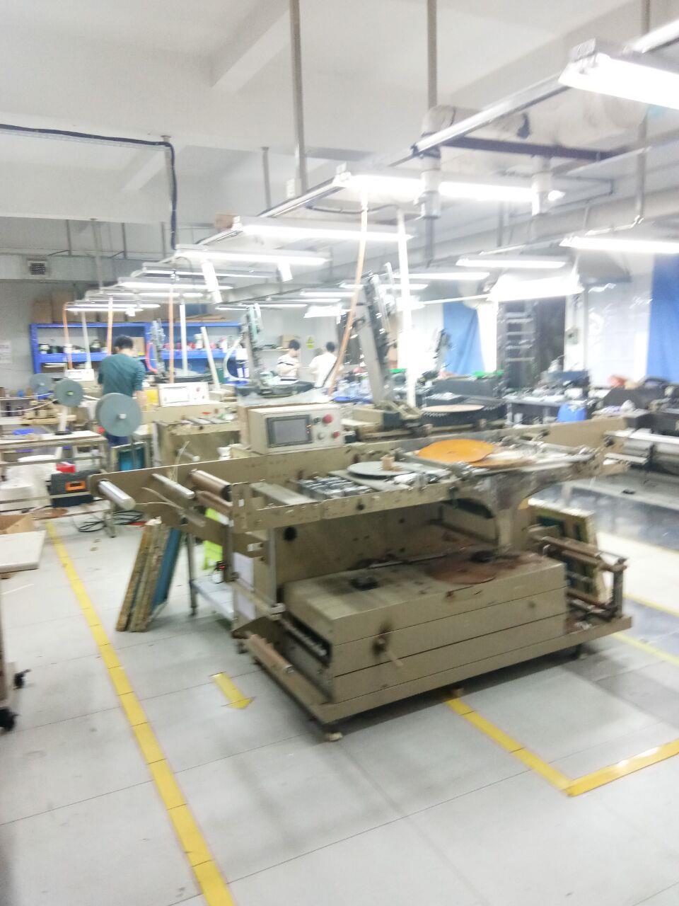 汕尾印刷厂废气处理