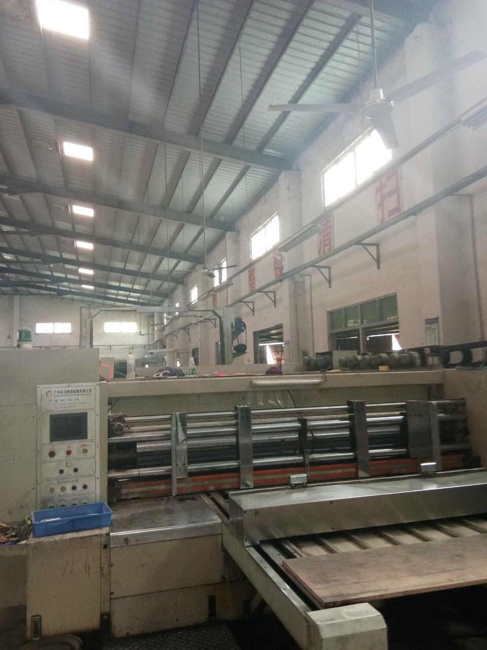 深圳工厂废气处理