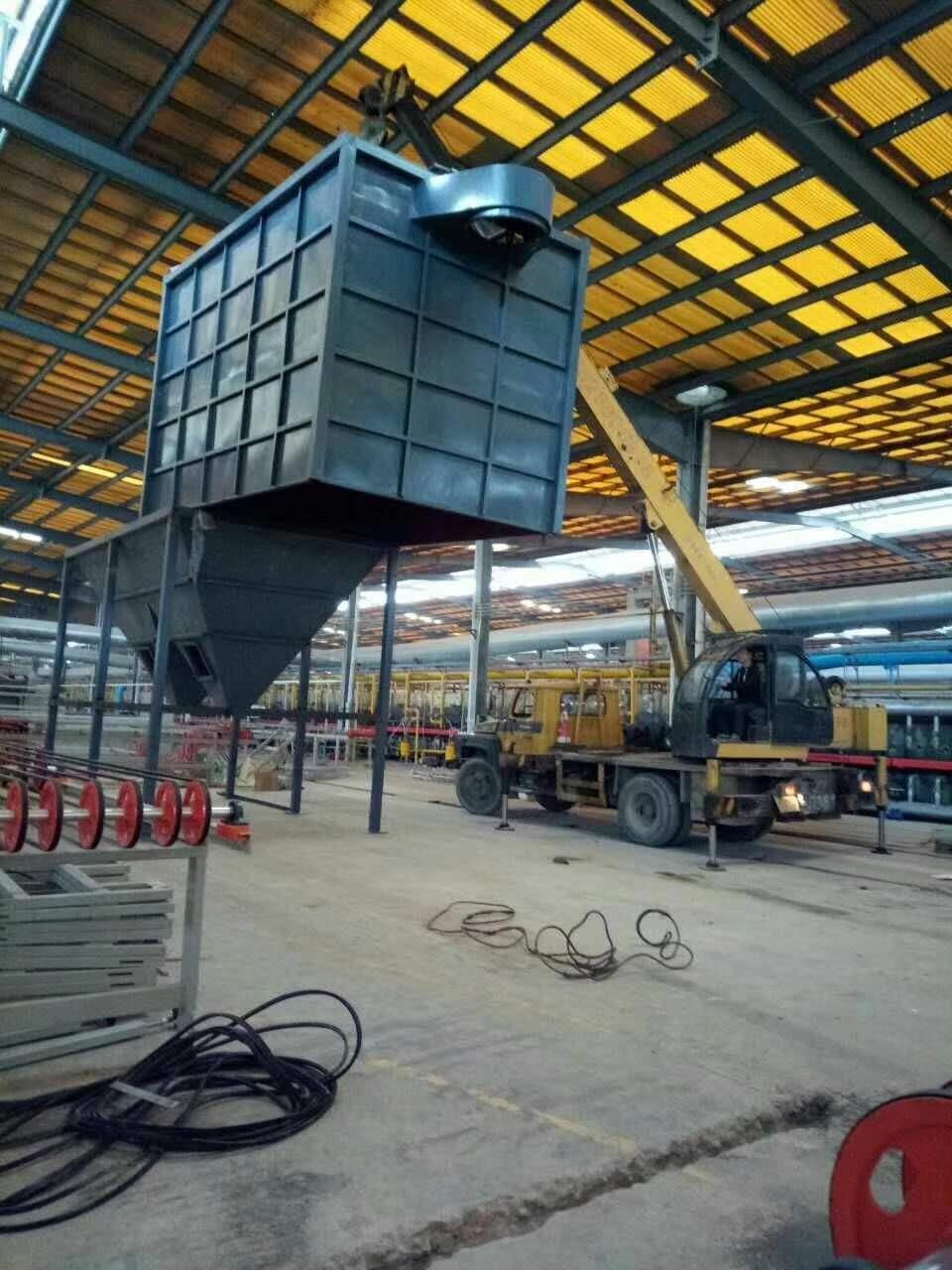 深圳脉冲布袋除尘器公司