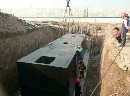 惠州污水一体化处理