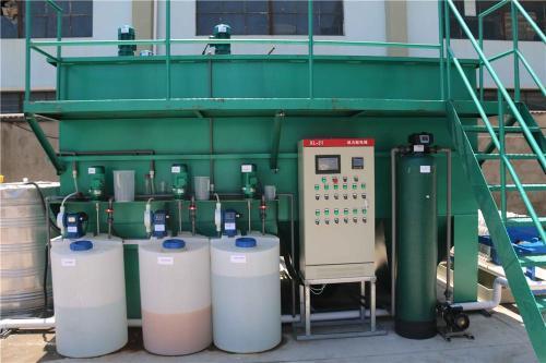 韶关工厂污水处理设备