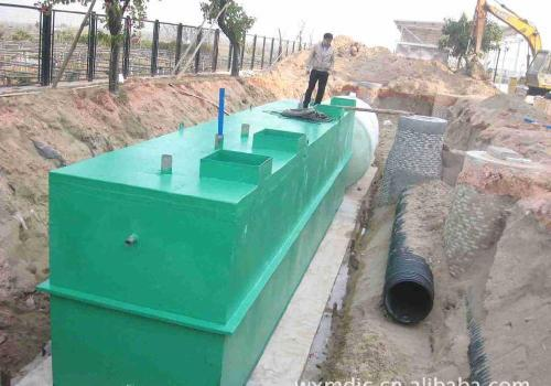 桂林食品厂污水一体化