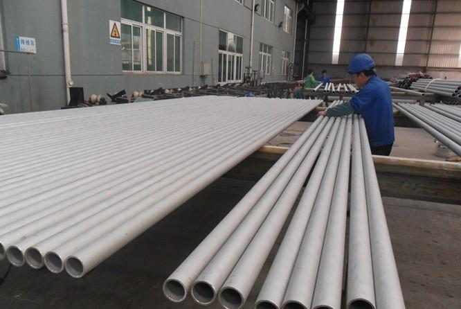 江西抚州东乡AISI304不锈钢厚壁管
