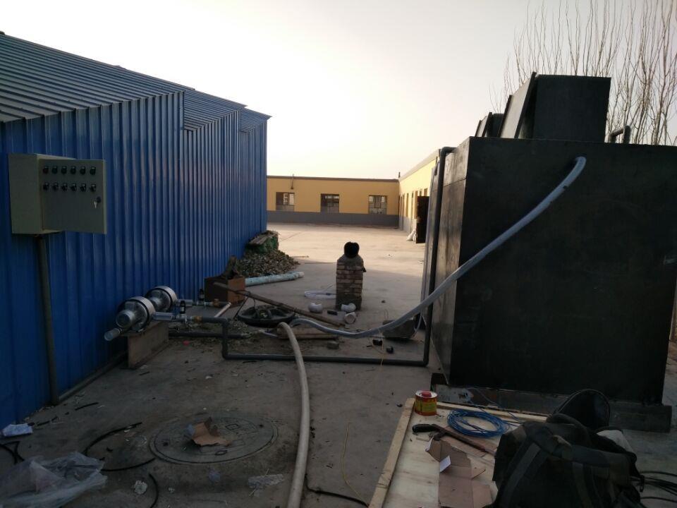 怀化生活污水处理设备制造厂 金色品质