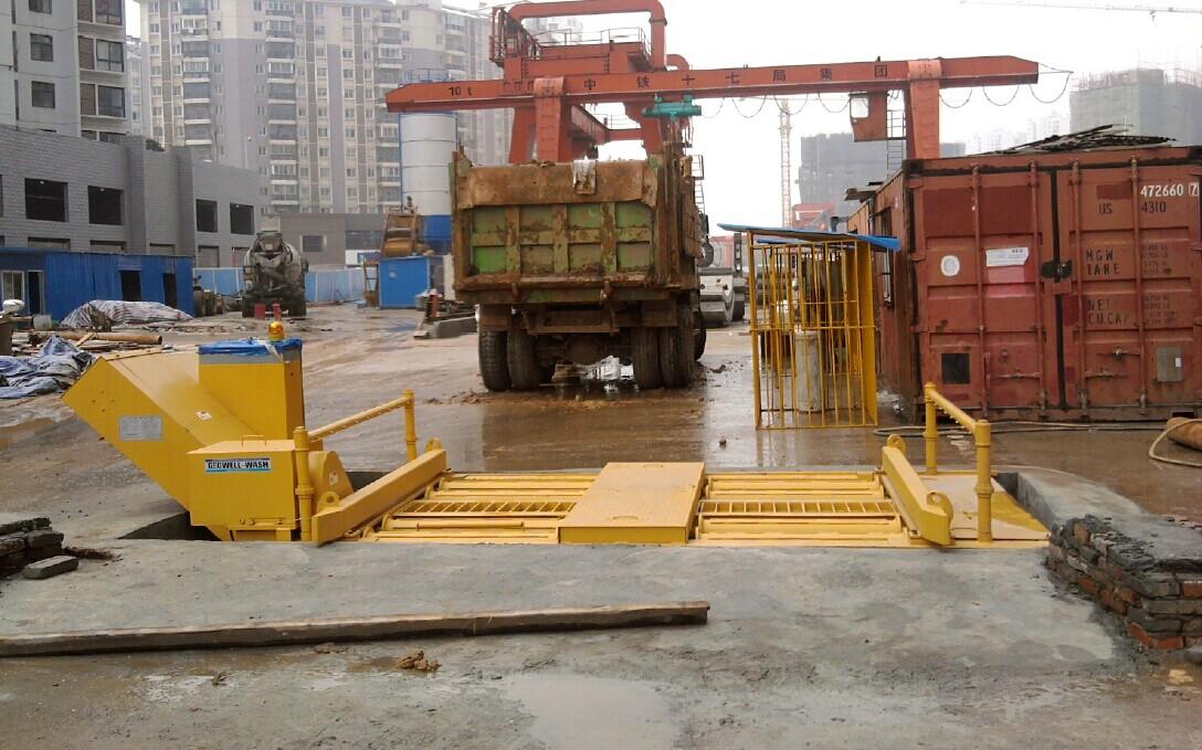 柳州市建筑工地自动洗车槽本月报价