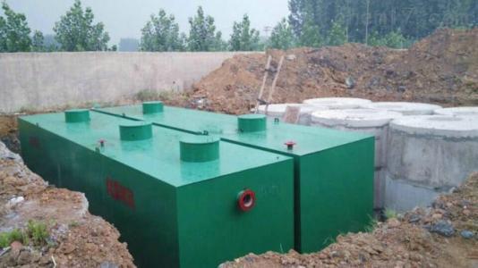 湛江食品厂污水一体化