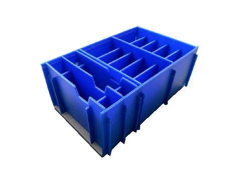 阳江中空板周转箱生产