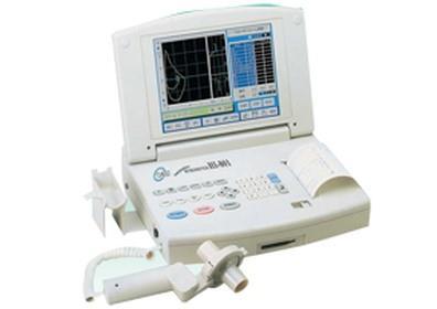 定西日本捷斯特CHEST肺功能仪