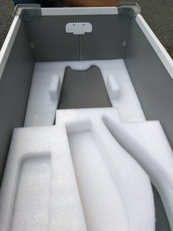 中空板骨架箱加工