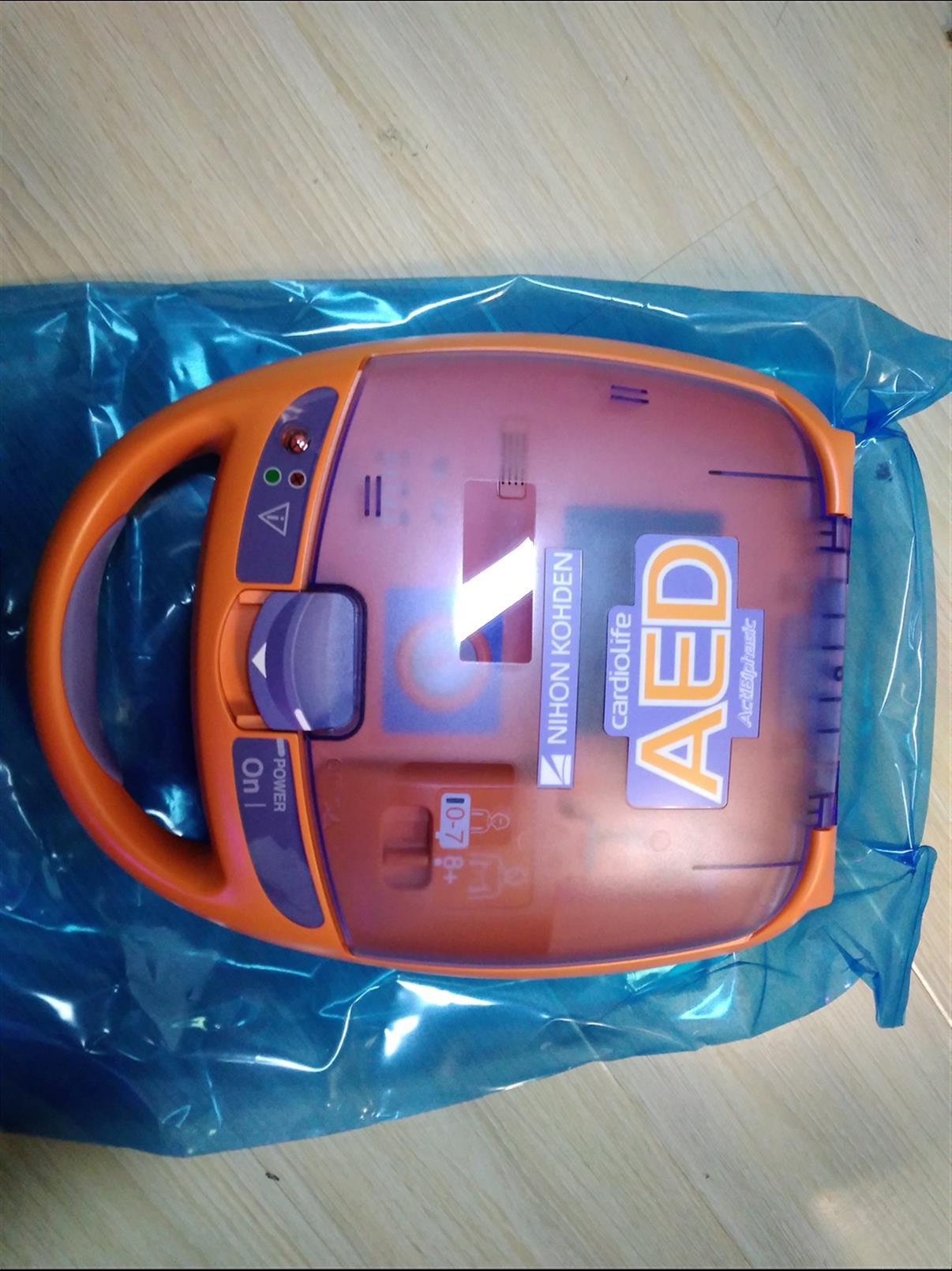 温州日本光电体外除颤器