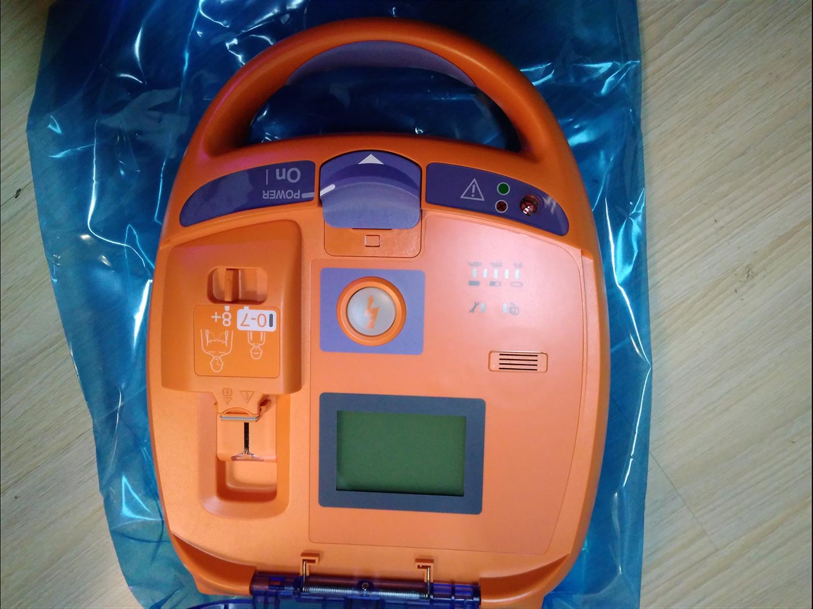 海南日本光电体外除颤器