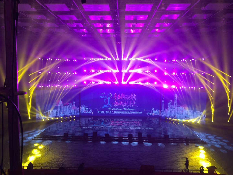 上海发布会灯光出租公司
