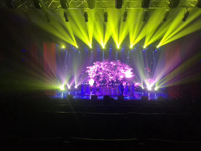 上海小型演唱会LED大屏幕租赁找束影