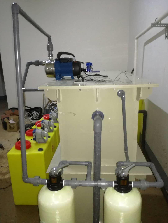 固原生物實驗室污水處理設備加工廠