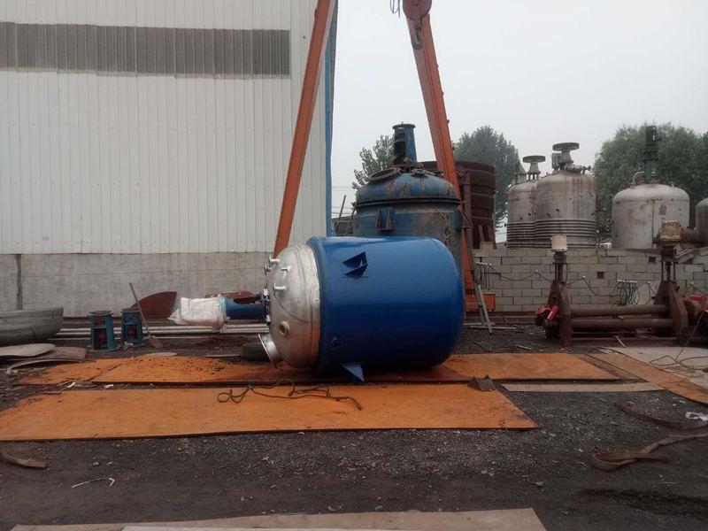 拉萨长期供应二手不锈钢反应釜