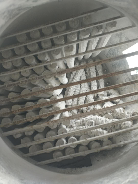 武汉长期出售二手环保布袋除尘器