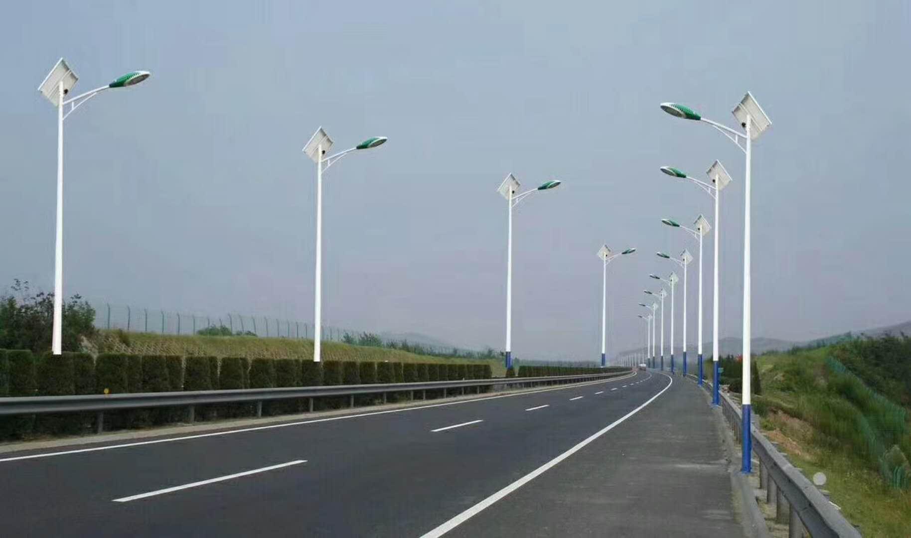宁夏6米太阳能路灯厂家