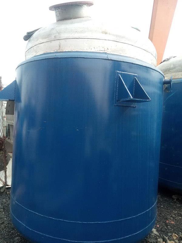 合肥出售二手不锈钢反应釜