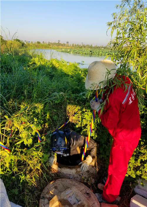 赣州市打捞队推荐专业蛙人