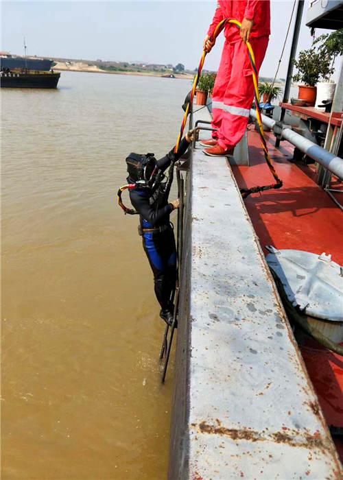 内江市打捞队潜水专业顾问